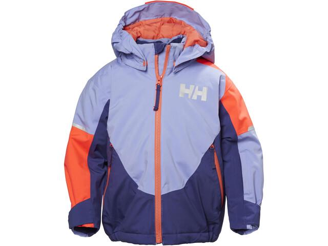 Helly Hansen Rider Ins Jacket Kinder lilac